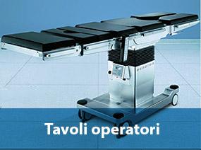 Tavoli operatori